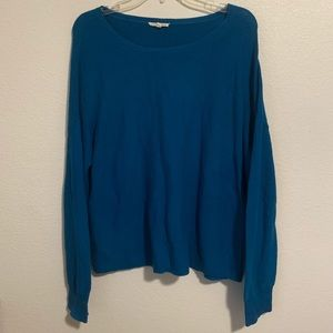 Eileen Fisher Knit Pullover Crew Neck Sweater Sz M